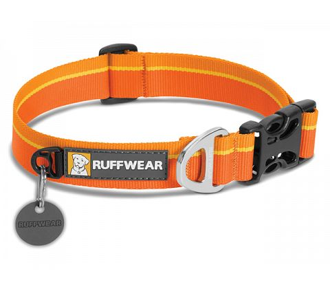 Ruffwear Hoopie Halsbånd, Orange