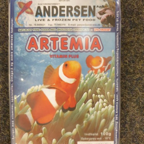 Artemia Frost 100g