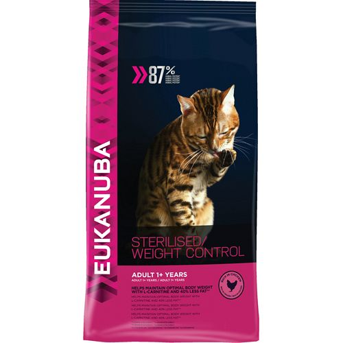 Eukanuba Adult Overweight/Sterilised 1+