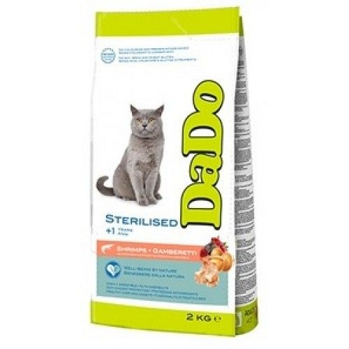 Adult Sterilised med rejer