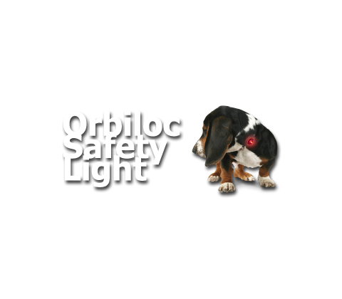 Pet Safety Light fra Orbiloc