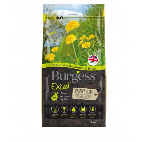 Burgess Adult Kanin Natures Blend