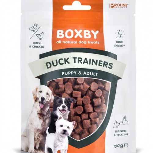 Boxby Duck Trainer