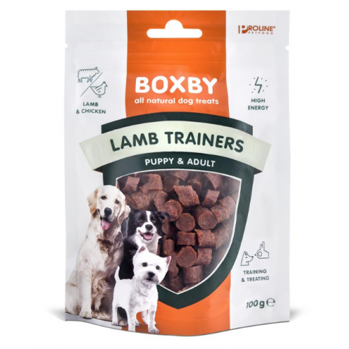 Boxby Lamme Trainer