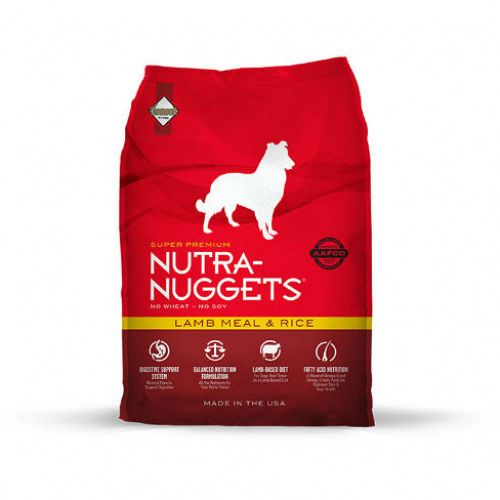 Nutra Nuggets Lamb Meal & Rice