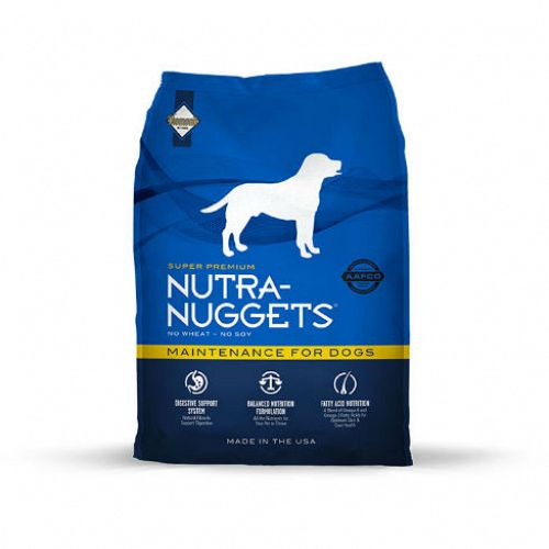 Nutra Nuggets Maintenance