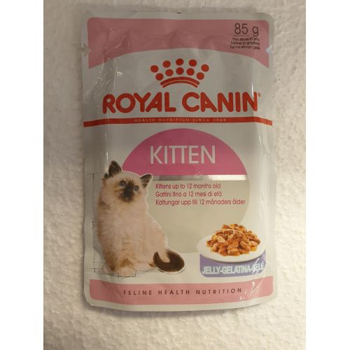 Royal canin kitten gele