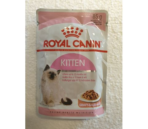 Royal Canin kitten sovs