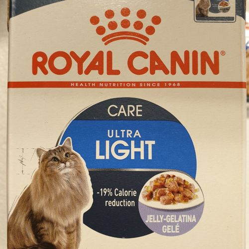 Royal Canin Light gele